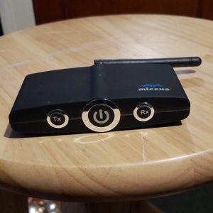 miccus Accessories - Miccus Bluetooth Audio Adapter